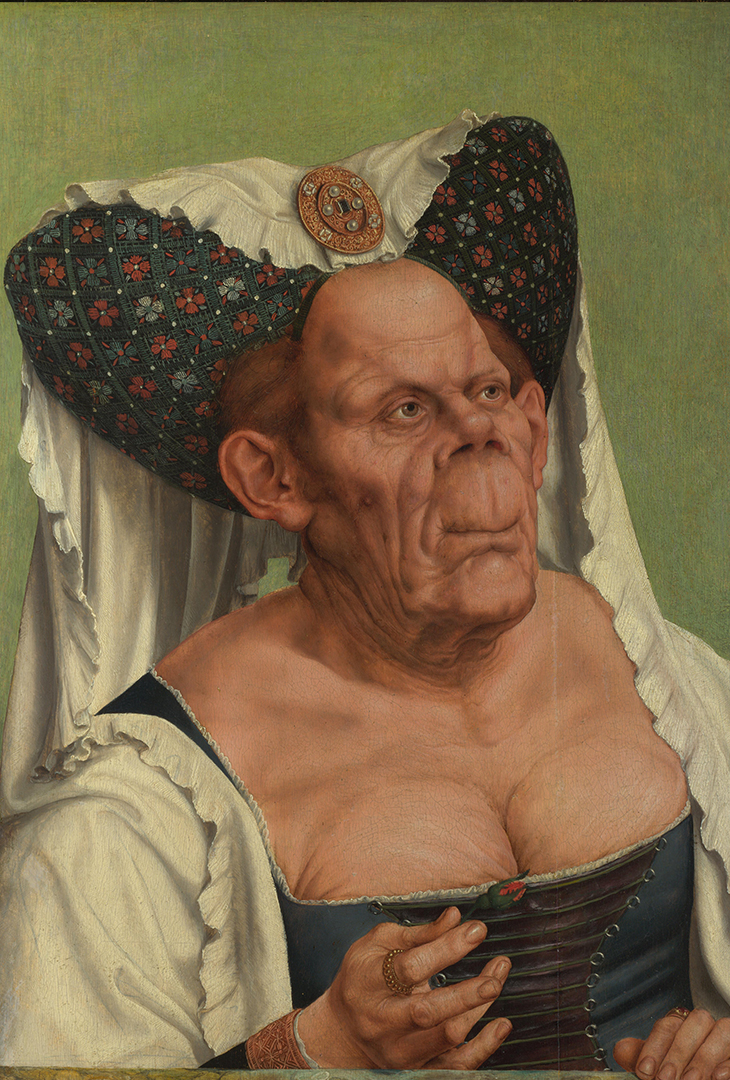 Quentin Matsys - The Ugly Duchess