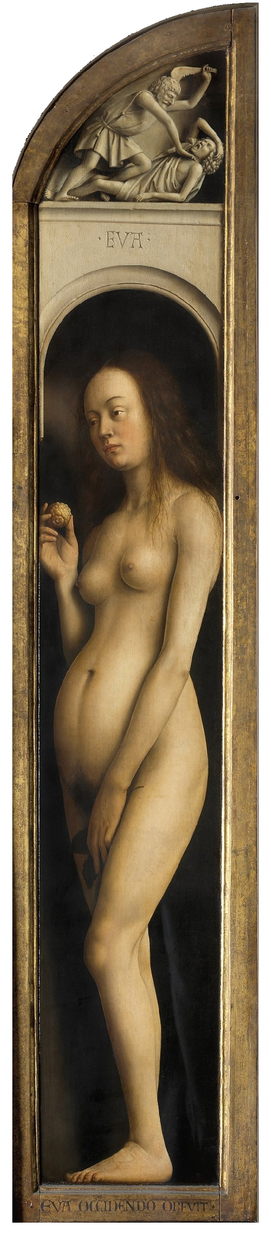 Jan van Eyck Eve